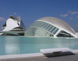 The Hemisfiric, City of Arts and Sciences