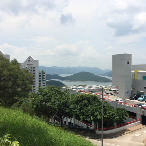 View of HKUST Campus