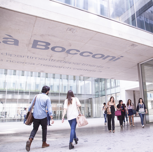 Photo of building - Bocconi