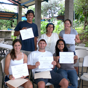 Costa Rica Group Certificates