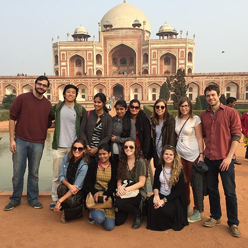 India_Humayuns Tomb_square